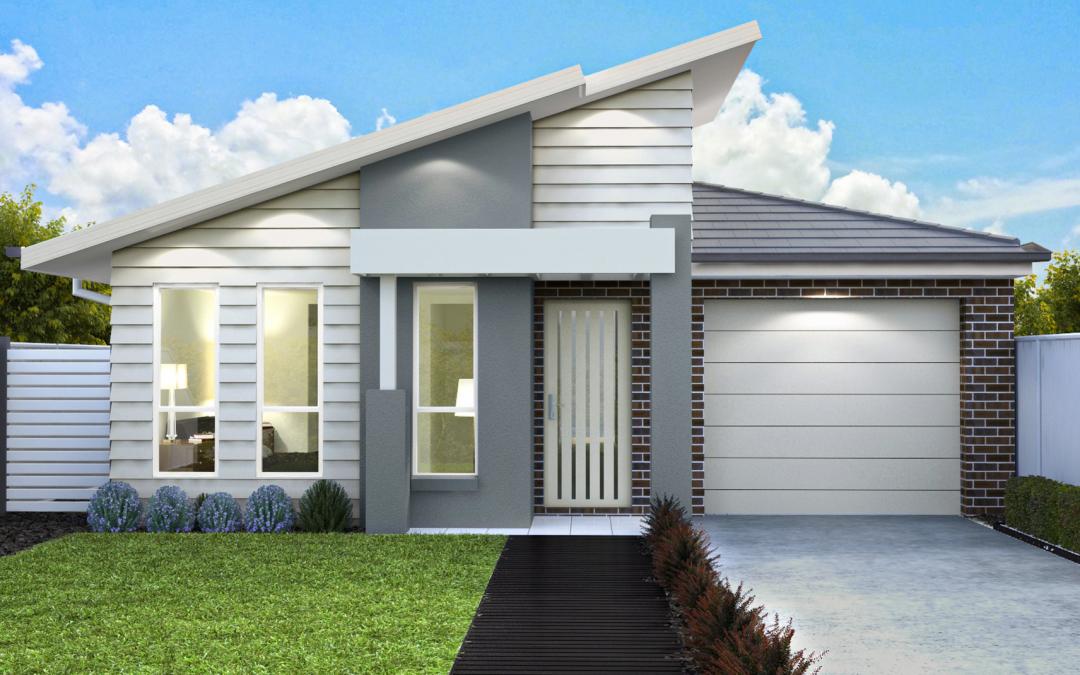 Buffalo-facade-single-storey-single-garage