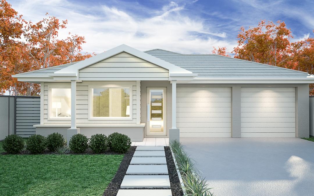 Hampton Bay Facade home design House Builders Sydney