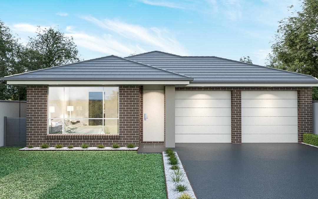 TRADITIONAL-FACADE home design