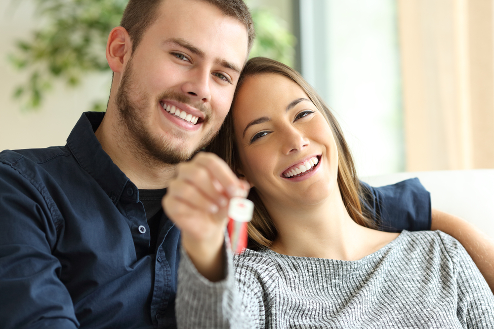 couples in their first home owners grant New Home Design