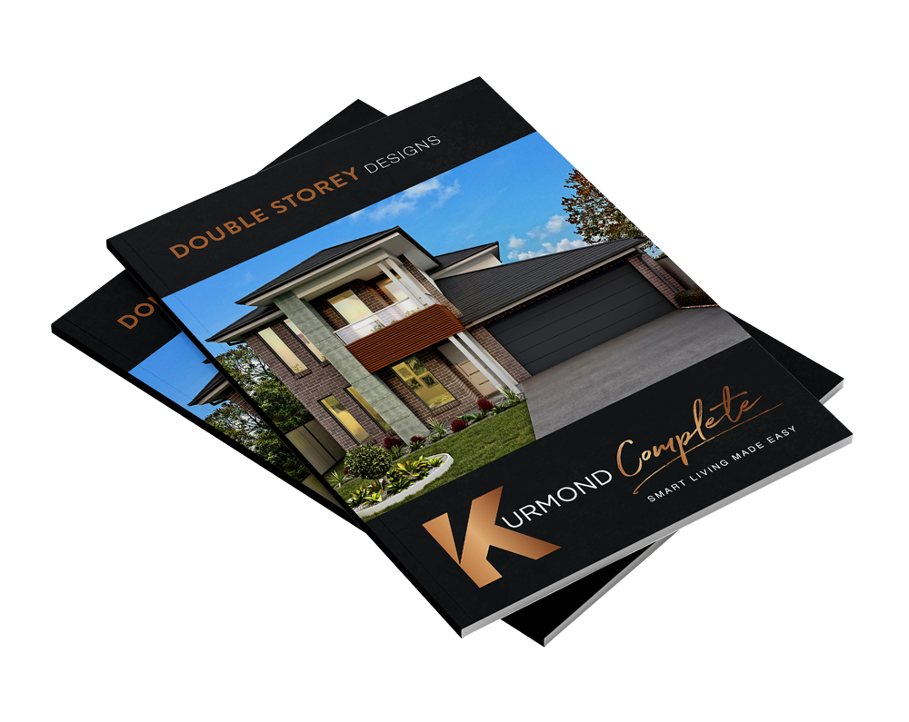 Double Designs Brochure Cover